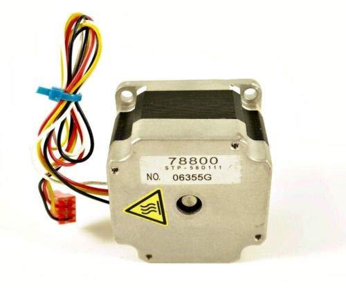 Zebra ZM400 ZM600 Z6M Plus Stepper Motor 78800 STP-58D111 Thermal Label - Accessories Zm600 Zebra