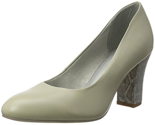 Tamaris Damen 22419 Pumps Grau (CLOUD 227)