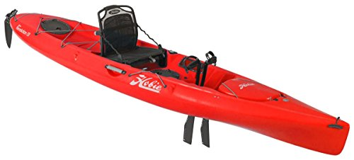 Hobie 2019 Mirage Revolution 13 Pedal Kayak (Hibiscus Red) Hobie