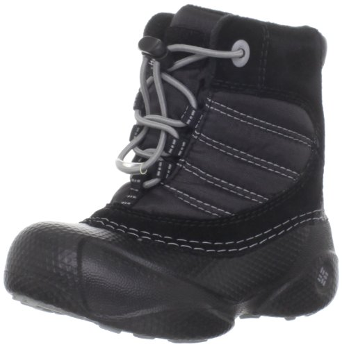 Columbia Sportswear Rope Tow Winter Boot (Toddler/Little Kid/Big Kid) - stylishcombatboots.com