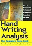 img - for Handwriting Analysis: The Complete Basic Book by Karen Kristin Amend, Mary Stansbury Ruiz (With) book / textbook / text book