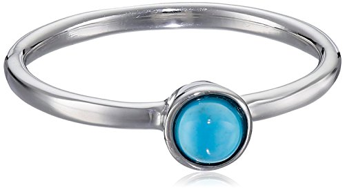 Sterling Silver Turquoise Ring Size