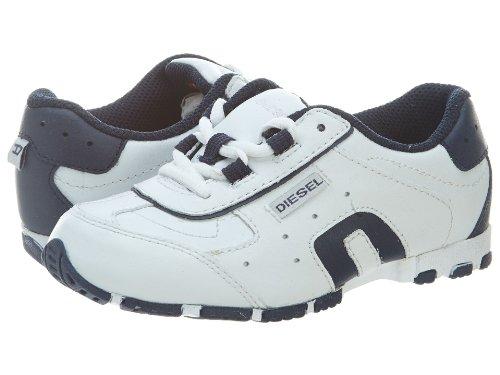Diesel Wham! Style: 103072000181-WHITE/KNIGHT Size: 5 - Diesel Women Footwear