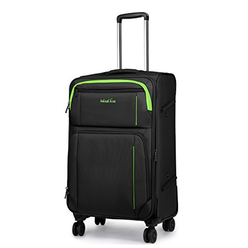 Windtook Luggage Expandable Spinner Suitcase product image