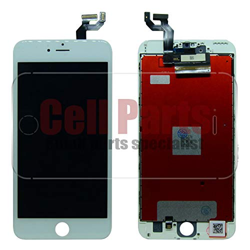 Lcd Iphone 6S Plus A1634 A1687 A1699 Branco