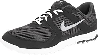 Nike Golf Men's Nike Air Range WP Golf Shoe,Dark Grey/Wolf Grey,7 W US