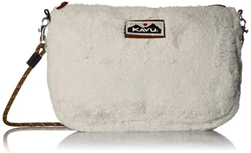 (KAVU Women's So Fluffy Outdoor Backpacks, One Size, Natural)