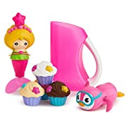 Munchkin Under The Sea Bath Toy & Shampoo Rinser Set