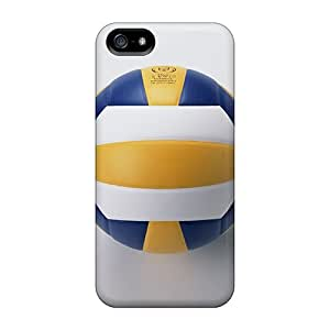 For OuFnEXH2575fSCfO Volleyball Protective Case Cover Skin/iphone 5/5s Case Cover