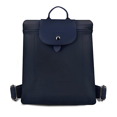 Designer Purse Backpacks Nylon DarkBlu for Women Fashion Backpack School Gerosse Travel A Waterproof Bookbags ATwWg0zq