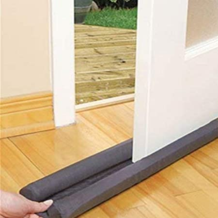 Burlete bajo puerta aislante de doble (Burlete para puerta, diseño ...