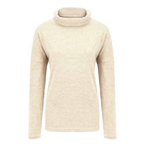 dauerhafte Modellierung Damen Pullover Sweatshirt Ronamick
