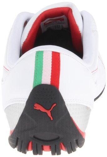 Puma Drift Cat 5 Ferrari Nm Motorsport Shoe Bianco