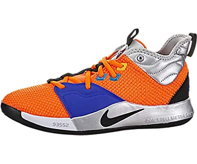 on sale 22845 c8479 Image Unavailable. Image not available for. Color  Nike PG3 (NASA) ...