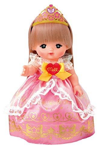 Pilot ink Mel-chan doll with set Princess Mel-chan