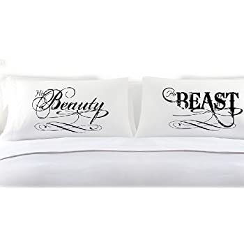 Amazon Com Mk Pillowcases Beauty Amp Beast Super Soft