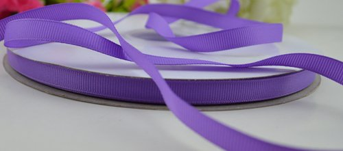 Grosgrain Ribbon 3/8'' 100yards (violet)#24