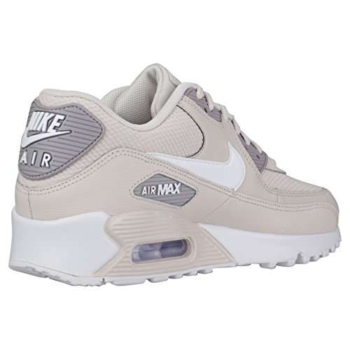 Nike Damen Wmn Air Max 90 Gymnastikschuhe Nero (woestijnzand / Wit / Grijs 054 Atmosfeer)