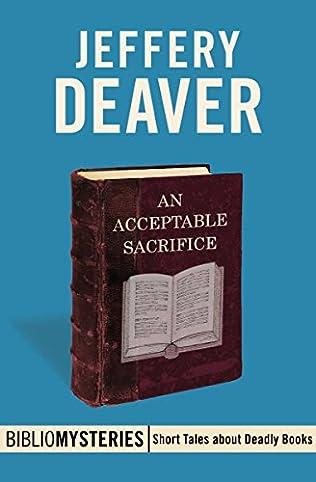 book cover of An Acceptable Sacrifice