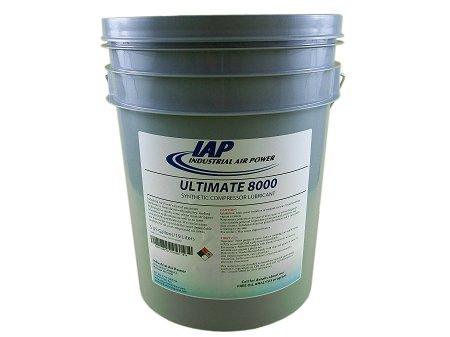 ULTIMATE 8000 - Direct Replacement for Ingersoll Rand Ultra Coolant - 5 gallon by Industrial Air Power