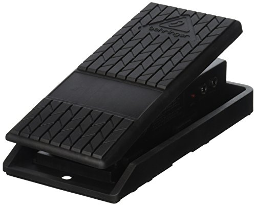 Behringer FCV100 Ultra-Flexible Dual-Mode Foot Pedal for Volume and Modulation Control