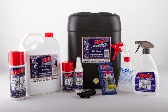 MX3 Inox Lubricant ORIGINAL FORMULA 5-litre Bottle with Applicator