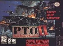 P.T.O. II - Nintendo Super NES