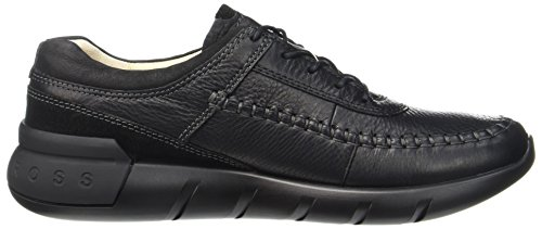 Ecco Cross X, Sneakers Basses Homme Noir (Black/Black)