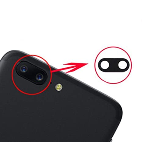 low priced e484c cfe1d PS FORTUNET Back Main Camera Glass Lens Cover Adhesive: Amazon.in ...