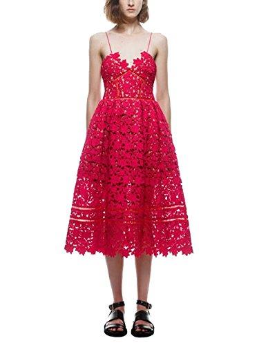 Crochet Sleeveless Skirt - 6