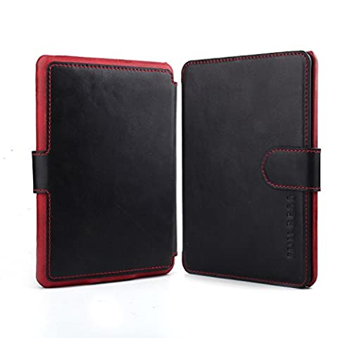 Mulbess Leather Flip Case with Wallet Pouch for All New
