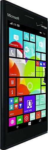 Nokia Lumia 735 Black Verizon + GSM Unlocked (Certified Refurbished) by Nokia (Image #1)