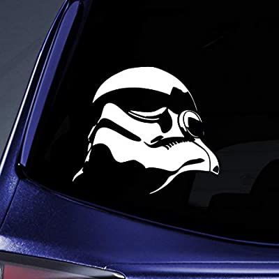 Bargain Max Decals - Stormtrooper SW Parody - Sticker Decal Notebook Car Laptop 6