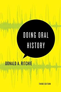 Oral History Definition