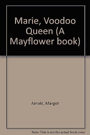 book cover of Marie, Voodoo Queen