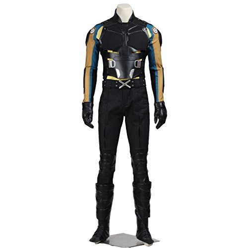 [CosplayDiy Men's Cosplay Suit for X-Men Origins 2 Days of Future Past Logan S] (Rogue X Men Days Of Future Past Costume)