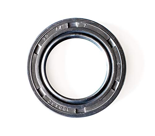 (Oil Seal 30X47X7 Oil Seal Grease Seal TC |EAI Double Lip w/Garter Spring. Single Metal Case w/Nitrile Rubber Coating. 30mmX47mmX7mm | 1.181
