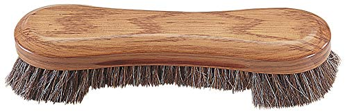 Pro Series A15-A Wooden Billiard Table Brush with Horse Hair/Nylon Bristles, 10.5-Inch, - Accessory Billiard Pro Series