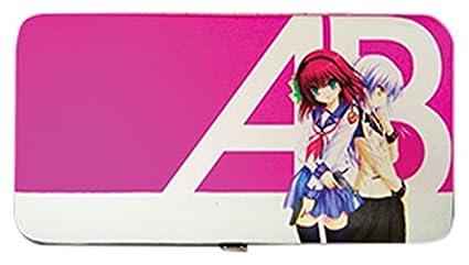 Buy Angel Beats Yuri and Kanade Hinge Wallet Online at Low
