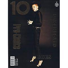 10 Magazine 最新号 サムネイル
