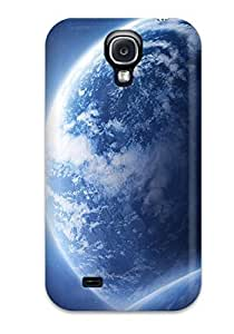 New Planet Earth Tpu Skin Case Compatible With Galaxy S4