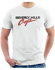 Beverly Hills Cop Text Logo Men's T-Shirt
