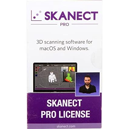 fb251bfef1d5 Amazon.com  Occipital Skanect Pro 3D Scanning Software for macOS and  Windows  Everything Else