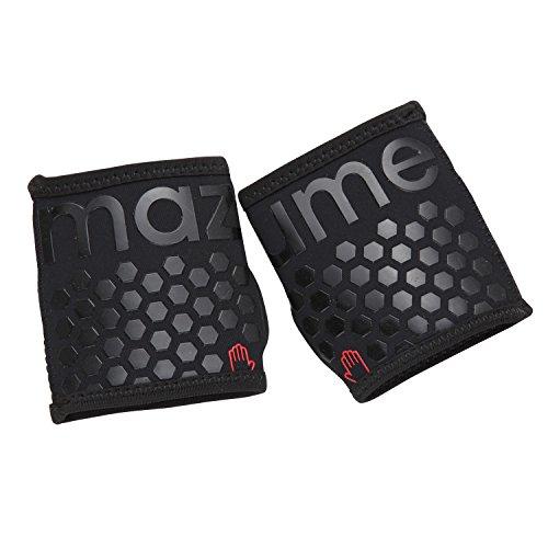 MAZUME(マズメ) グローブ ノットサポートグローブ MZAS-299-01 ブラックの商品画像