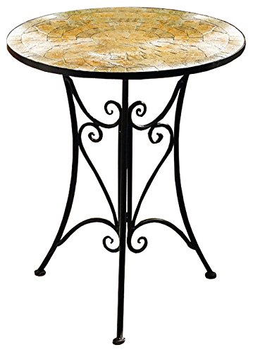 PSW – Patio Furniture Set Metal Bistro Table Mosaic Star Product SKU: PF223574