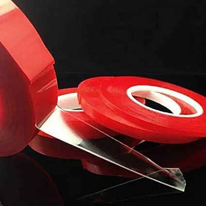 Stickerslab–Cinta adhesiva transparente resistente a altas temperaturas, para fijaciones