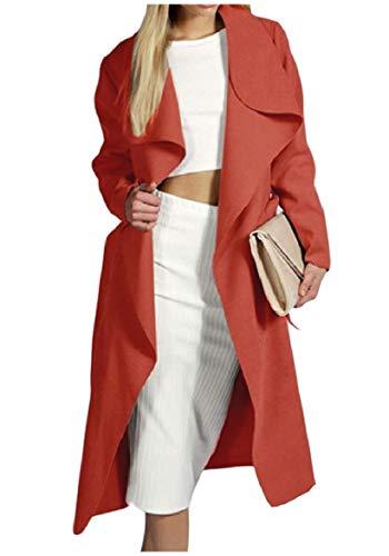 Tasca Collare Di Più Howme Dimensioni Rosso Montgomery Couverture Pura donne Colore YxZwH