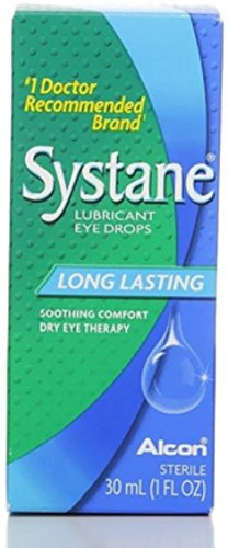 Alcon Systane Lubricant Eye Drops 30 mL (Pack of 10)