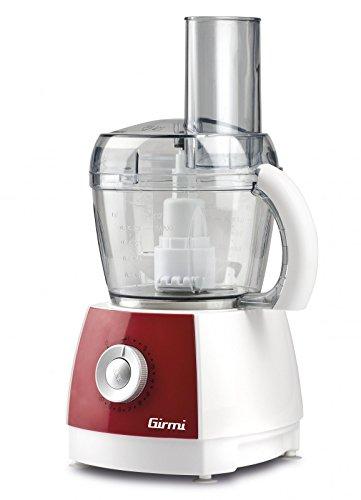 Girmi RB15 300W 0.8L Rojo, Color blanco - Robot de cocina (0,8 L ...