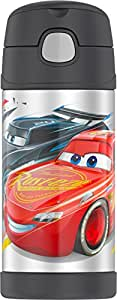 Thermos Funtainer 12 Ounce Bottle, Cars